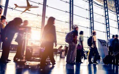Tutto il mondo vuole la tecnologia sarda per sanificare gli aeroporti con i raggi UV.